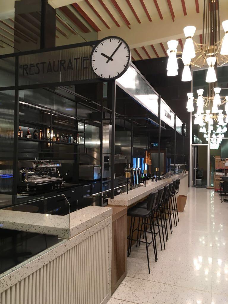 Albron opent hightraffic locatie De Restauratie op station Eindhoven ...