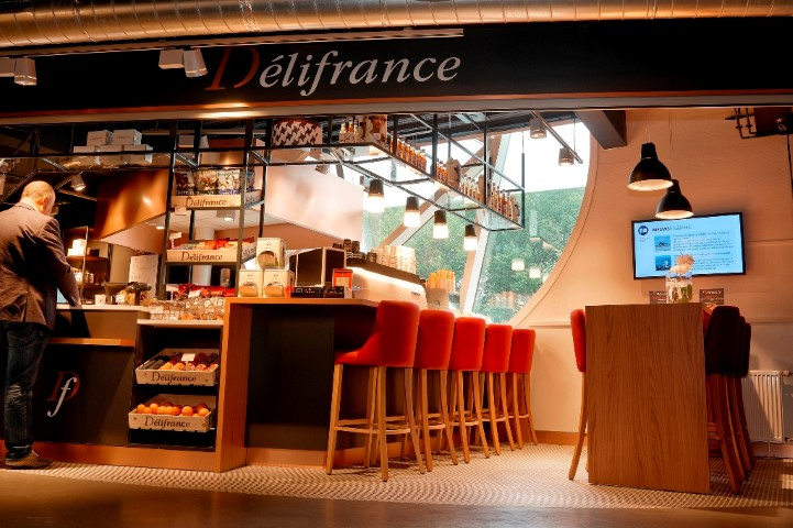 Délifrance Opent Europese Pilotstore Aan A13 At Foodclicks