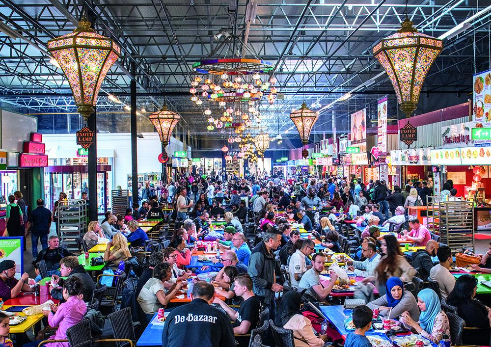 Lampen Bazaar Beverwijk : De bazaar beverwijk ontwikkelt culinaire ontdekkingsreis food
