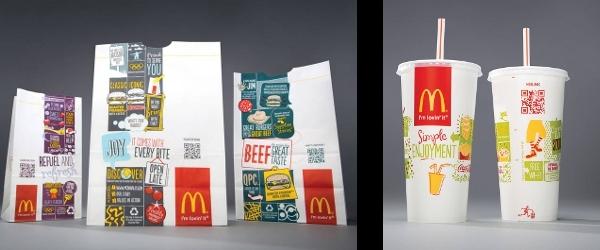 mcdonald s komt met nieuwe to go verpakkingen foodclicks. Black Bedroom Furniture Sets. Home Design Ideas