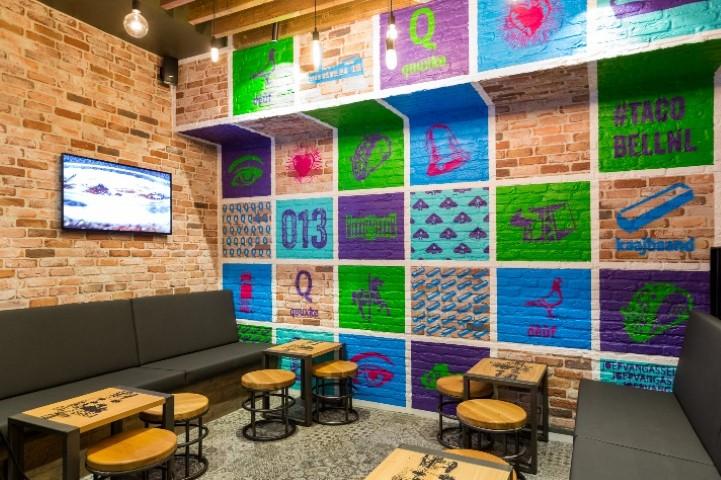 Taco Bell laat universiteiten debatteren of hun nieuwe