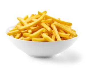 calorieën friet